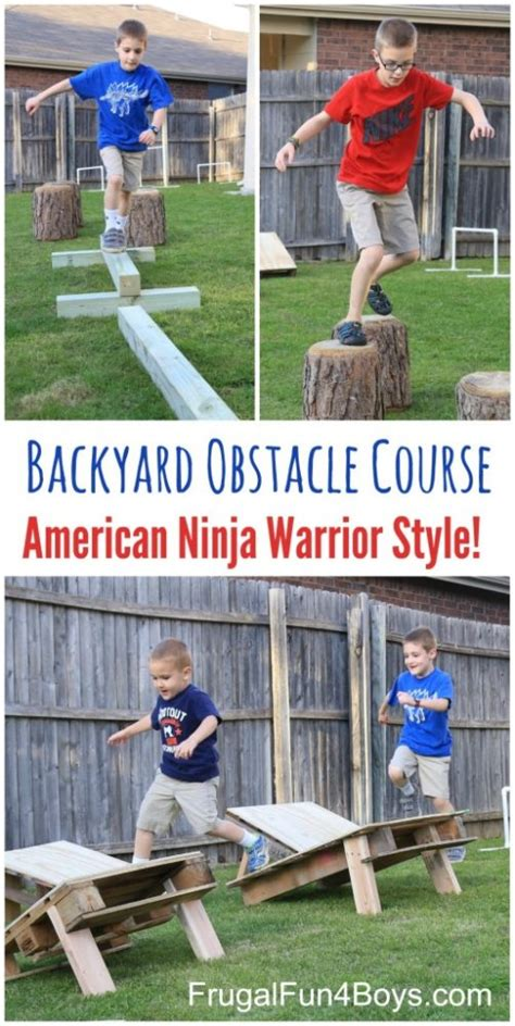 backyard warrior course 25 best backyard birthday bash pretty my
