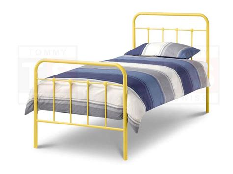 Single Iron Bed Frame Best 25 Single Metal Bed Frame Ideas On Pinterest Single Metal Bed Farmhouse Room