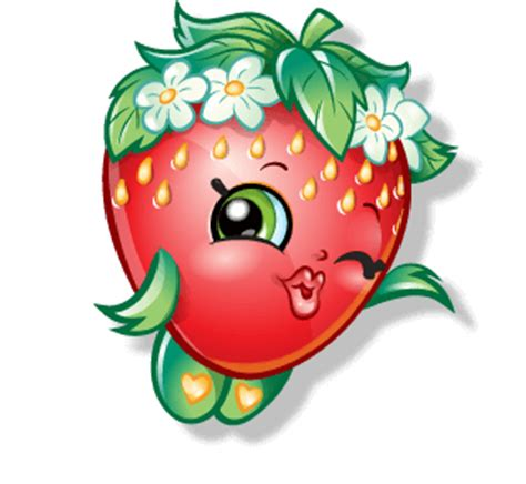 free images clipart strawberry shopkins clipart free image