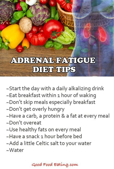 Adrenal Detox Program by Click Here For More Tips On The Adrenal Fatigue Diet