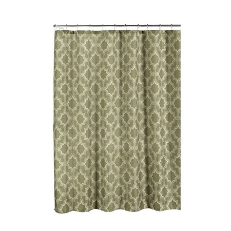 textured shower curtain creative home ideas faux linen textured 70 in w x 72 in