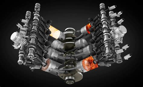 bentley engines w12 engine cutaway images