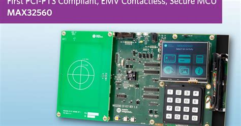 maxim integrated products istanbul design center secure mcu simplifies emv contactless payment terminals eenews europe