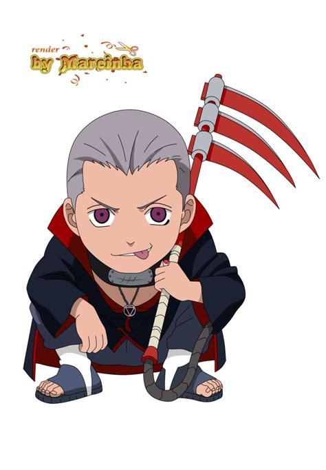 Kaos Deidara Akatsuki Chibi Boruto Anime png chibi hidan by marcinha20 on deviantart