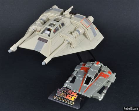 alpha fleet rebel fleet books fleet alpha snowspeeder rebel scale