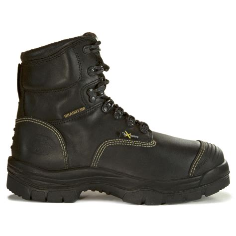 comfortable metatarsal boots oliver lace up composite toe puncture resistant electrical