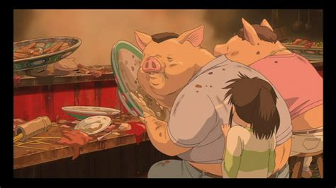 Anime Film Where Parents Turn Into Pigs | just another movie blog spirited away a guide to the