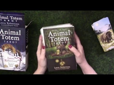 animal totem tarot 0738743488 animal totem tarot youtube