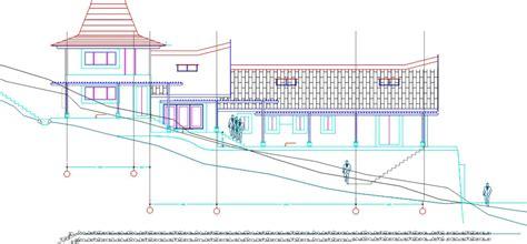 acak akale cah kalongan desain gambar bangunan