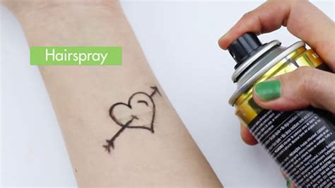 how to do a temporary tattoo diy transfer paper for tattoos diy do it your self