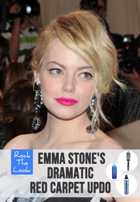 Jet Rhys » An 8 Step Tutorial: Emma Stone?s Stunning Red