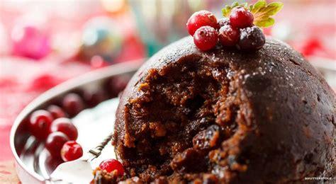 traditional christmas pudding kitchen six