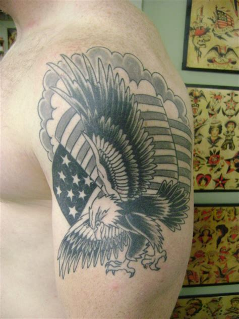 iron eagle tattoo iron eagle