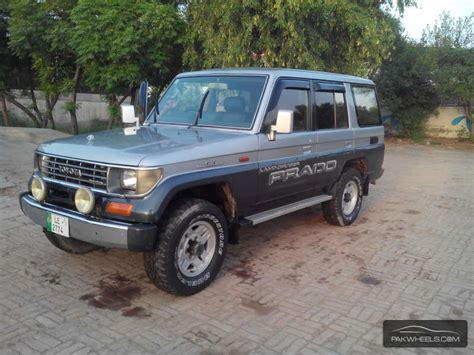 Toyota Land Cruiser 1990 Used Toyota Land Cruiser Lx Turbo 1990 Car For Sale In