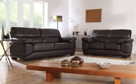 Choice Leather Furniture by Oregon Brown Leather Sofas
