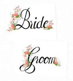 Bride And Groom Advice Cards 16 Gorgeous And Free Printables For Your Wedding