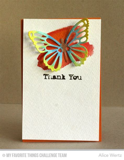 Easy Handmade Thank You Cards - 224 best thank you cards images on black