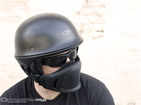 Bell Helm bell helmets goes rogue with new cruiser lid motorcycle usa