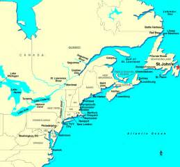st canada map st s nl canada discount cruises last minute