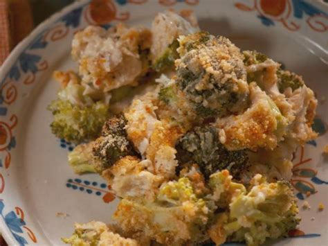 chicken divan recipe chicken divan casserole recipe nancy fuller food network
