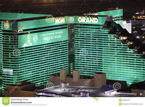 Mansions Floor Plan With Pictures mgm grand casino and hotel editorial image image 28880330