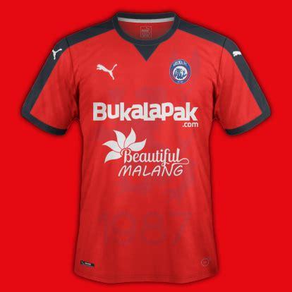 Jersey Arema Fc arema fc indonesia third kit
