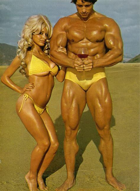 arnold schwarzenegger a bodybuilding icon in 1970s
