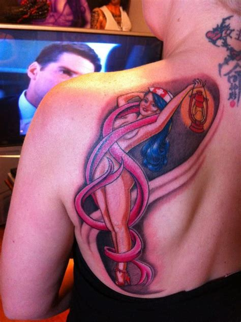 tattoo on chest while breastfeeding 252 best images about nurses with ink on pinterest