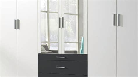 kleiderschrank grau mit spiegel kleiderschrank hildesheim schrank in wei 223 und grau