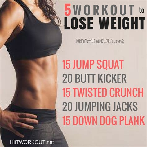Should You Exercise Before Bed by 5 Easy Workouts To Lose Weight
