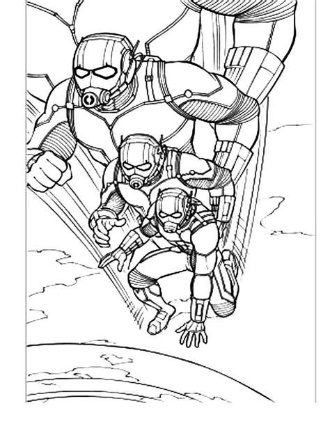 coloring pages free com ant man coloring pages free printable ant man coloring pages