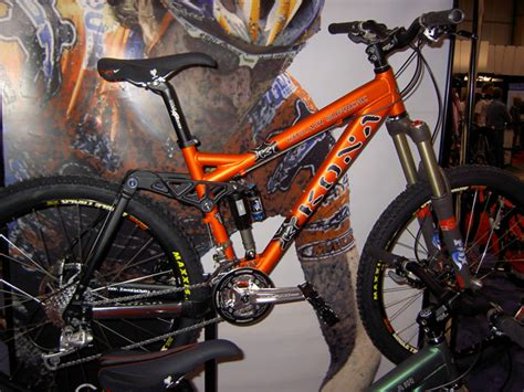 kona coilair supreme interbike 2006 the evolution of mountain bikes for next
