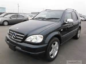 2000 Mercedes Ml Used Mercedes Ml Class 2000 For Sale Japanese Used