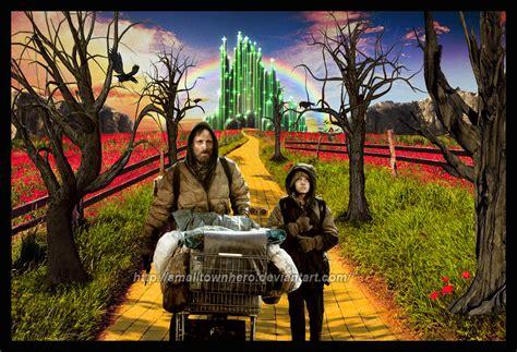Road To Oz the road to oz by smalltownhero on deviantart