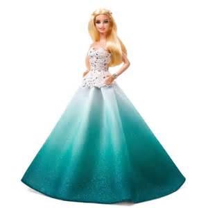 2016 holiday barbie doll walmart
