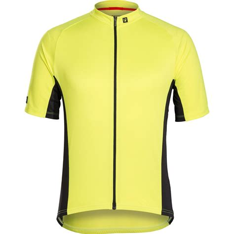 5 In 1 Yelow Size Xl Set Celana Dalam Mc trikotexpress bontrager solstice sleeve cycling jersey fluo yellow size xl 5 buy