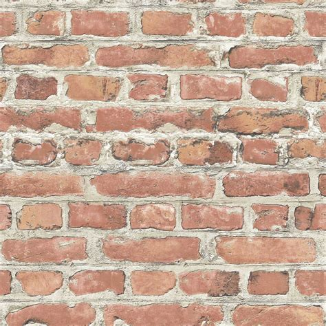 brick wallpaper pinterest rasch fine decor 10m luxury brick effect wallpaper stone