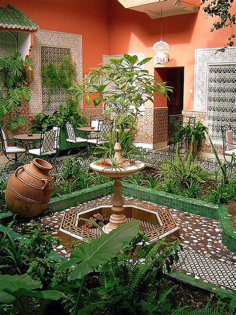 Moroccan Garden Ideas 447 Best Images About Moroccan House On Pinterest Moroccan Decor Villas And Terrace