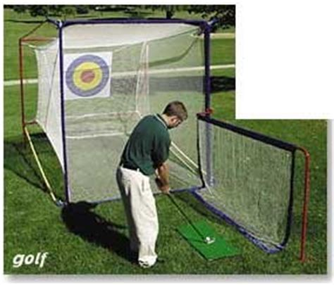 Backyard Golf Nets by Kangaroo Kage Home Golf Practice And Driving Range Net Golf Hitting Nets Sports