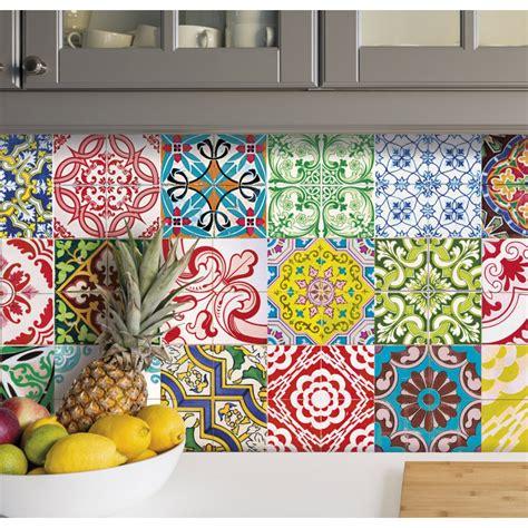 vinilos decorativos myvinilo azulejos adhesivos barcelona colores
