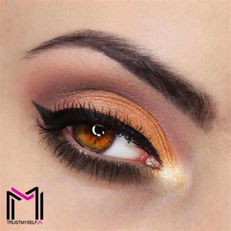 Mascara Eyeliner Sariayu Apricot And Milk Chocolate Makeup Tutorial Maquillaje