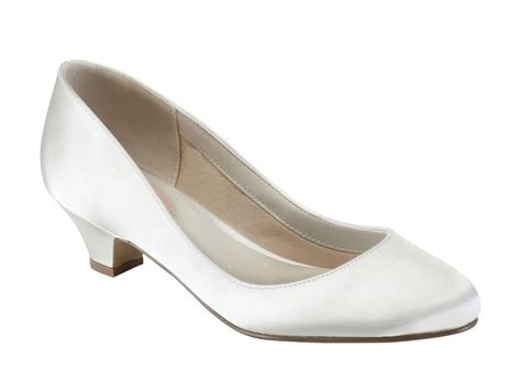 Brautschuhe Niedriger Absatz by Pink Wedding Shoes Rosemary Bridal Shoes Paradox Shoes