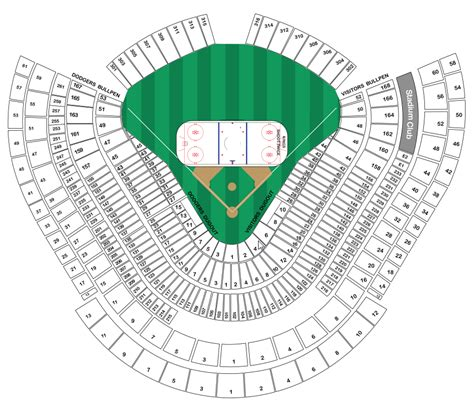 dodger stadium seating by rows dodger stadium seating sections pictures to pin on