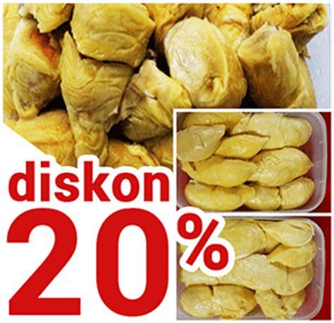 Durian Kupas Tuperware Medan durian kupas medan manis non pengawet ucok durian