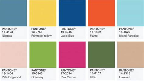 most popular favorite colors 10 most popular colors of 2017 find their way into palace