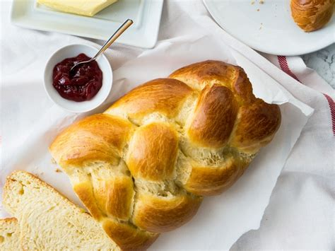 easy sweet braided easter bread w lime and heavy cream