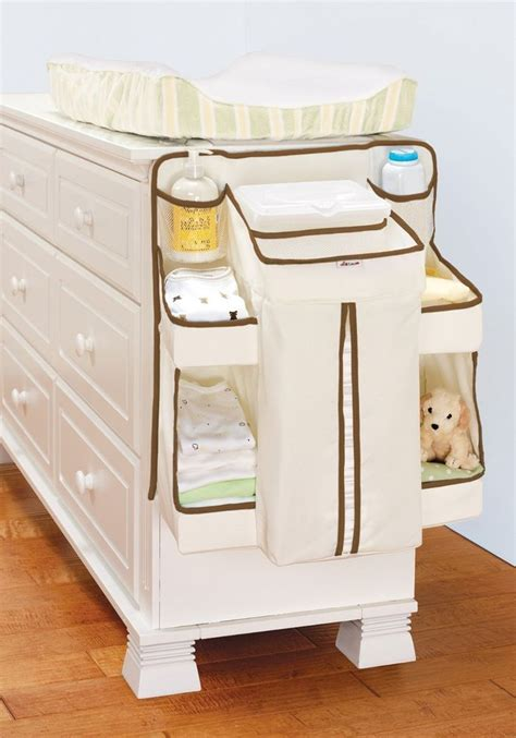 Change Table Organiser 25 Best Ideas About Holder On Storage Changing Table Storage And