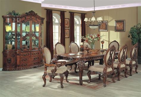 western style dining room sets country style dining room sets western dining table