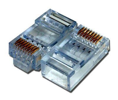 Cat 6 Rj 45 Connector By sentinel connector systems inc sentinel cat6 modular