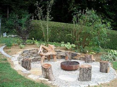 kleinwüchsige bäume garten feuerstellen im garten anlegen nowaday garden